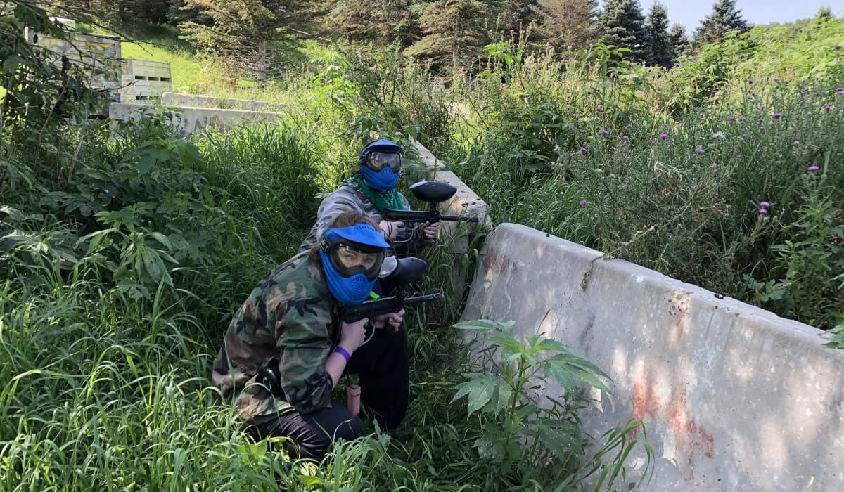 Paintball In Msp Champion Valley